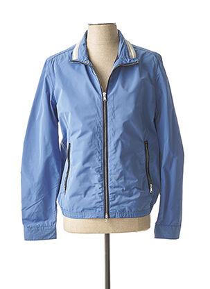 Veste casual bleu CH. K. WILLIAMS pour homme