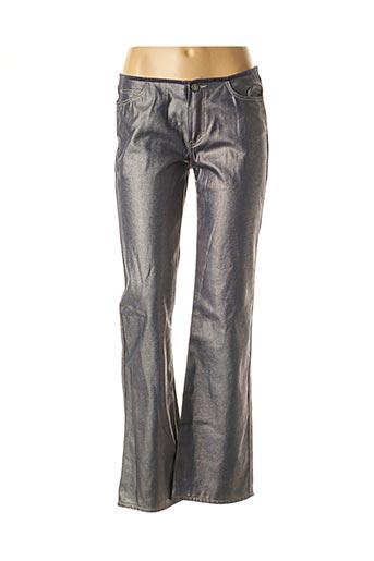 Jeans bootcut bleu CALVIN KLEIN pour femme