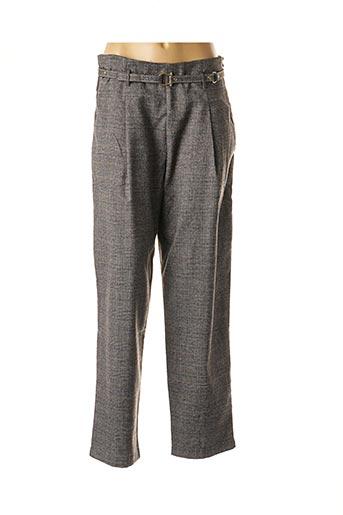Pantalon chic gris SWEEWË pour femme
