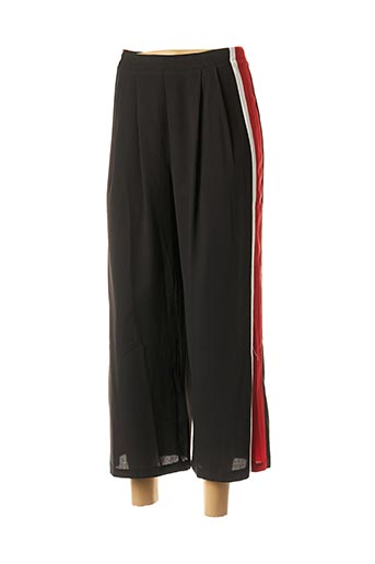 Pantalon casual noir SWEEWË pour femme