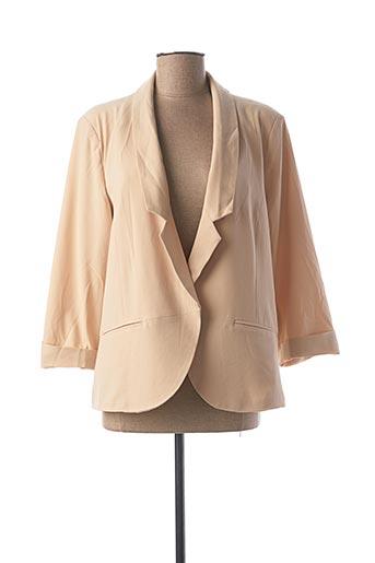 Veste casual beige MOLLY BRACKEN pour femme
