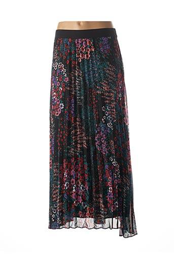 Jupe longue noir MOLLY BRACKEN pour femme
