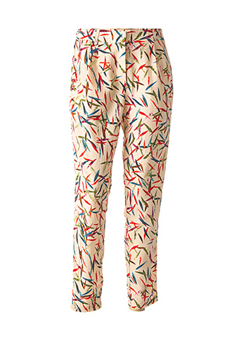 Pantalon casual rose MOLLY BRACKEN pour femme