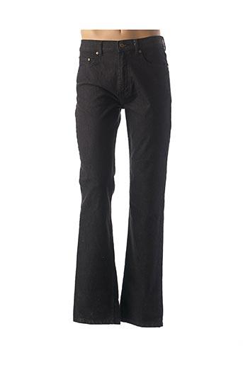 Jeans coupe droite noir CBK pour homme