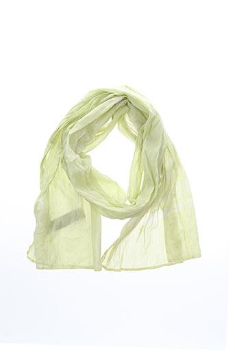 Foulard vert IKKS pour femme