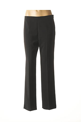 Pantalon casual noir FICELLE pour femme
