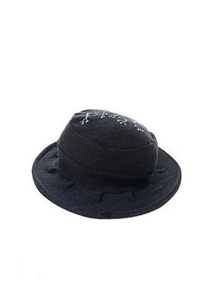 Chapeau gris BERTHE AUX GRANDS PIEDS pour femme