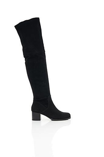 Bottes noir ANAKI pour femme