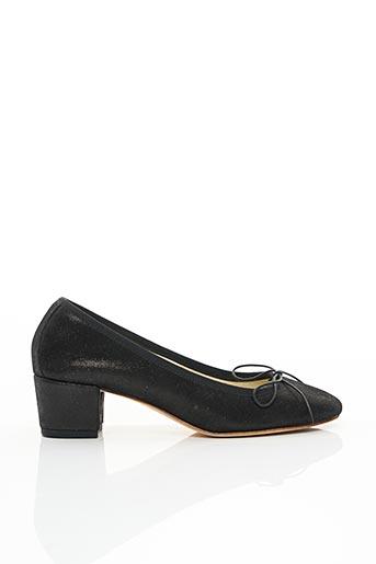 Escarpins noir ANNIEL pour femme