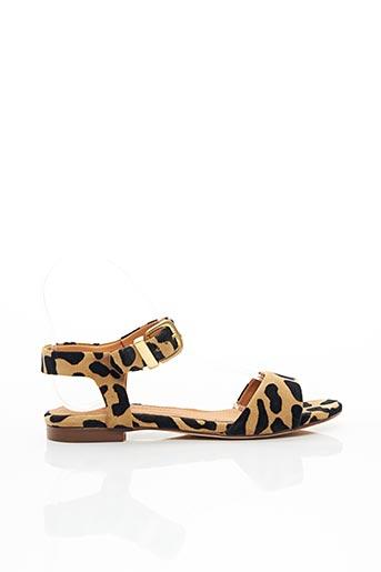 Sandales/Nu pieds marron ANONYMOUS COPENHAGEN pour femme