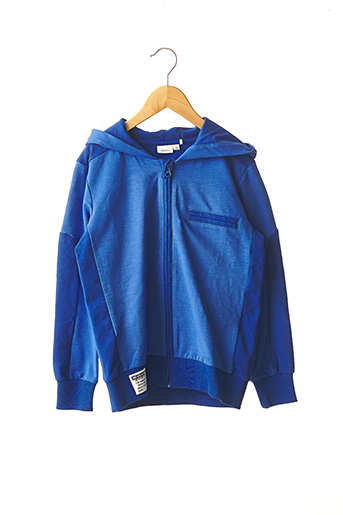 Veste casual bleu NAME IT pour garçon