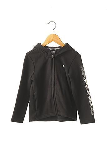 Veste casual noir PUMA pour garçon
