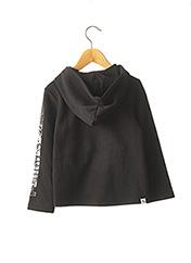 Veste casual noir PUMA pour garçon seconde vue