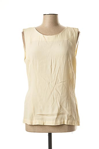 Top beige NICE THINGS pour femme