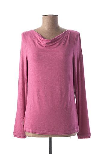 T-shirt manches longues rose REGATTA pour femme
