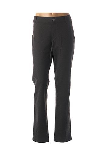 Pantalon casual gris COLUMBIA pour femme