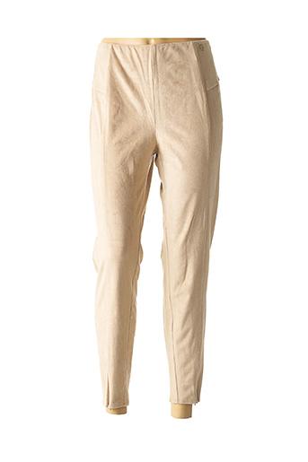 Legging beige MARCIANO pour femme