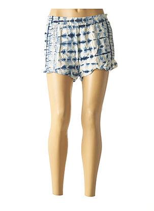 Short bleu BILLABONG pour femme