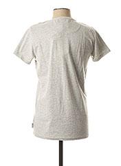 T-shirt manches courtes gris CERRUTI 1881 pour homme seconde vue