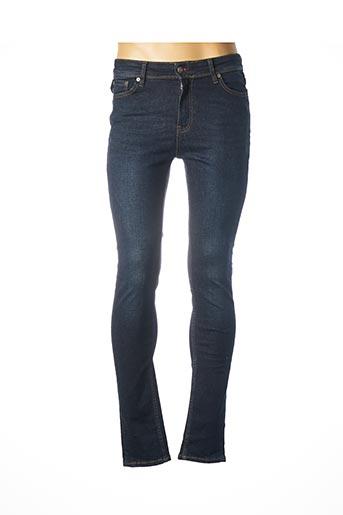 Jeans skinny bleu LEVIS pour homme