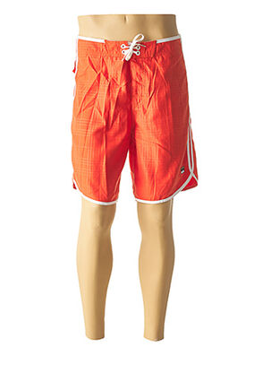Bermuda orange BILLABONG pour homme