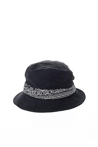 Chapeau noir REDSKINS pour unisexe