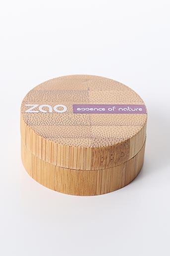 Maquillage gris ZAO pour femme
