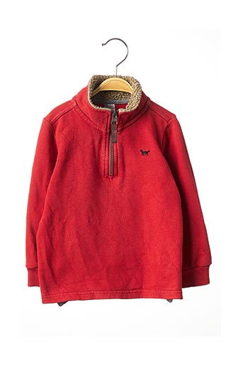 Sweat-shirt rouge CARTER'S pour garçon