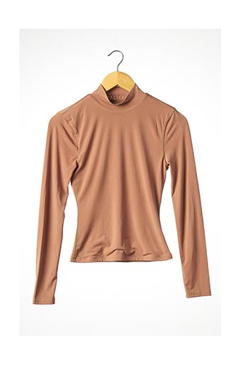 Top beige SONG OF STYLE pour femme