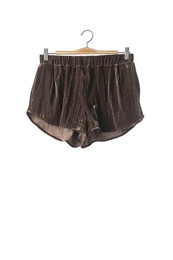 Pyjama marron H&M pour femme