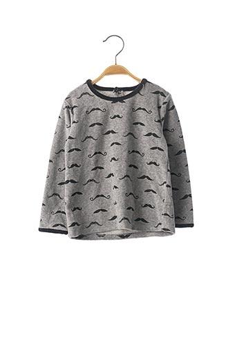Pyjama gris SANS MARQUE. pour garçon