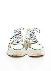 Baskets beige SAN MARINA pour femme seconde vue