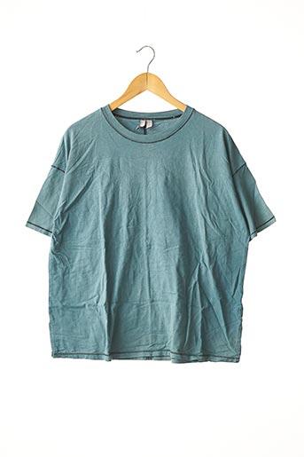 T-shirt manches longues bleu ASOS pour femme