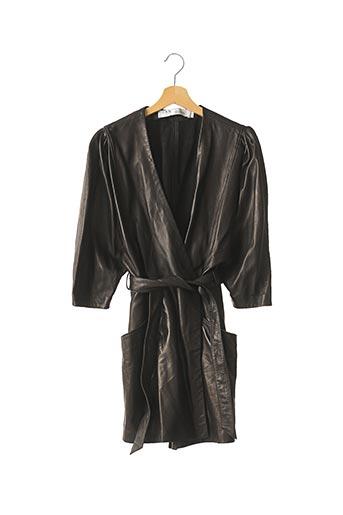 Robe courte noir IRO pour femme