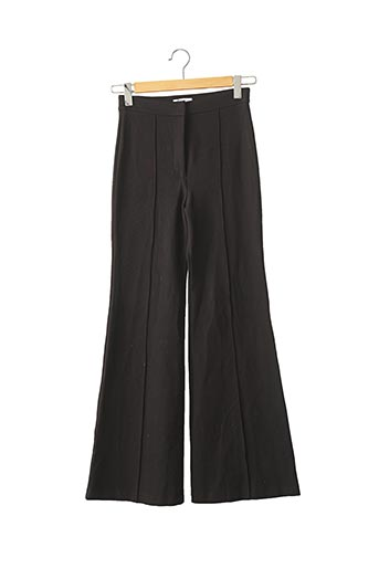 Pantalon casual noir & OTHER STORIES pour femme