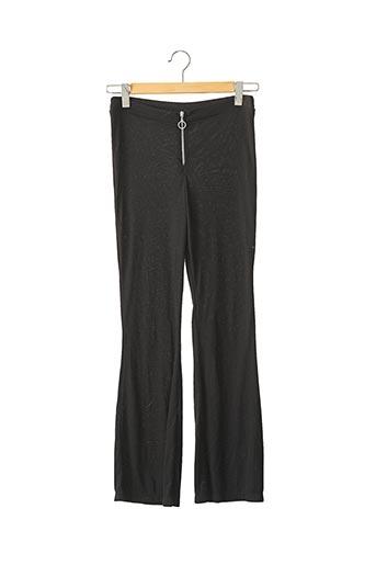 Pantalon casual noir ANOTHER REASON pour femme