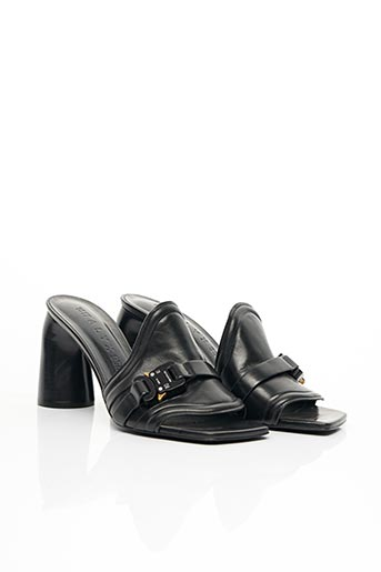 Mules/Sabots noir 1017 ALYX 9SM pour femme