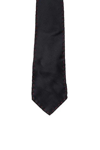Cravate noir DANYBERD pour homme