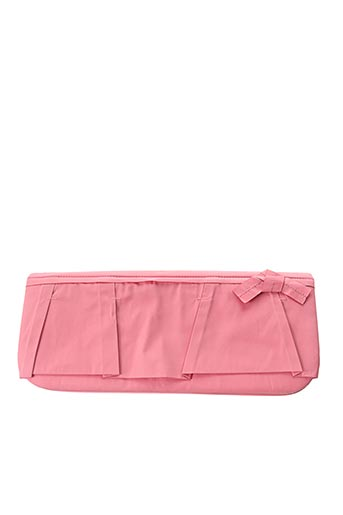 Pochette rose PAULE KA pour femme