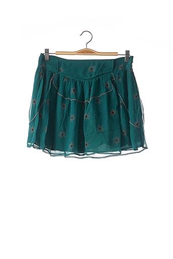 Mini-jupe bleu IRO pour femme