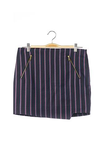 Mini-jupe bleu VALENTINE GAUTHIER pour femme