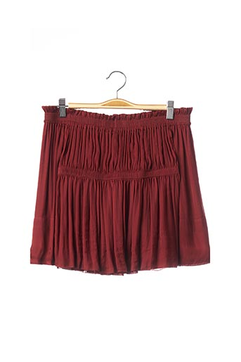 Mini-jupe marron ISABEL MARANT pour femme