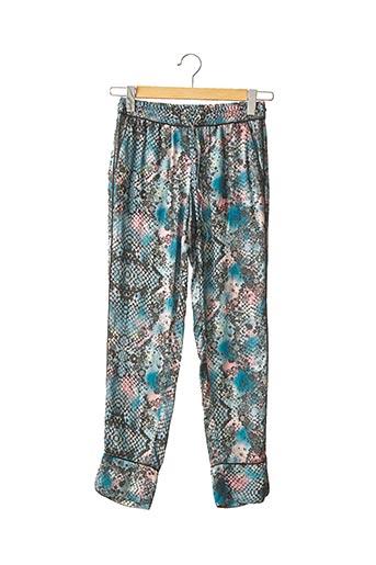 Pantalon casual bleu ZADIG & VOLTAIRE pour femme
