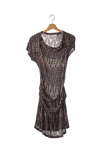 Robe pull violet ISABEL MARANT pour femme