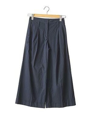 Pantalon 7/8 bleu PIAZZA SEMPIONE pour femme