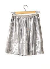 Jupe mi-longue gris BY MALENE BIRGER pour femme seconde vue