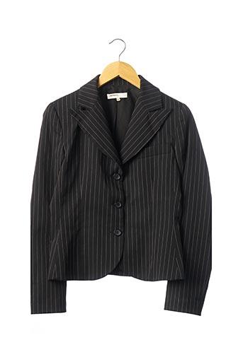 Veste chic / Blazer noir IMPERIAL pour femme