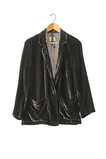 Veste chic / Blazer noir DIEGA pour femme