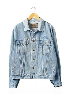Veste en jean bleu ARMANI pour femme