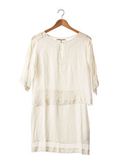 Robe mi-longue beige VALENTINE GAUTHIER pour femme seconde vue